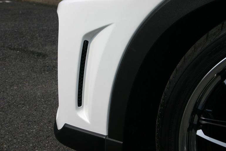 CX-5バンパータイプエアロパーツ