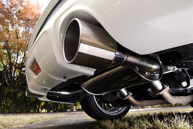 KENSTYLE INFINITI FX35/37/50/QX70 exhaust