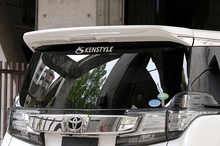 Kenstyle Vellfire BodyKit|ケンスタイル30系ヴェルファイア用エアロパーツ