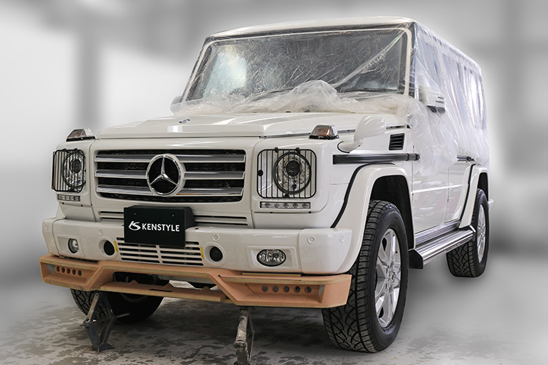 Kenstyle Mercedes Benz G Class W463 Body Kit