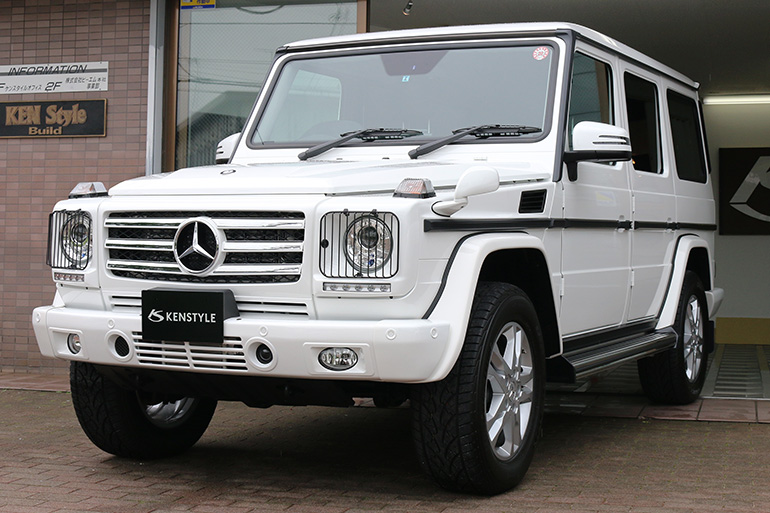 Mercedes Benz G-class(W463)