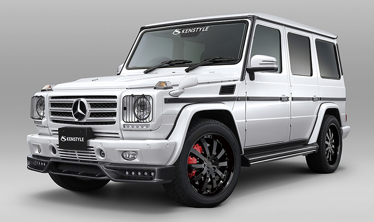 KENSTYLE MERCEDES-BENZ G-CLASS(W463)