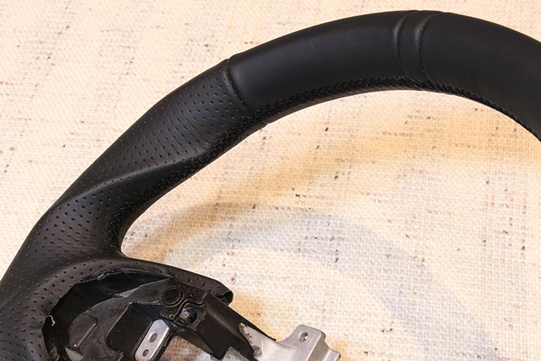 ホンダS660用ケンスタイルオリジナルステアリング