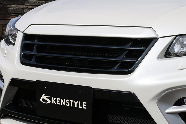 ケンスタイルGP系インプレッサスポーツ&インプレッサG4用フロントグリル
