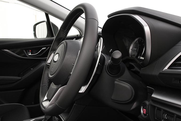 GT系インプレッサスポーツ/GK系インプレッサG4/GT系XV対応ロングパドルシフト・スバルA-Type